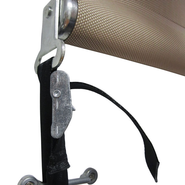 Outdoor Blinds Strap Buckle Lockdown
