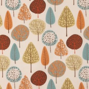 lorienta norwegian wood russet fabric
